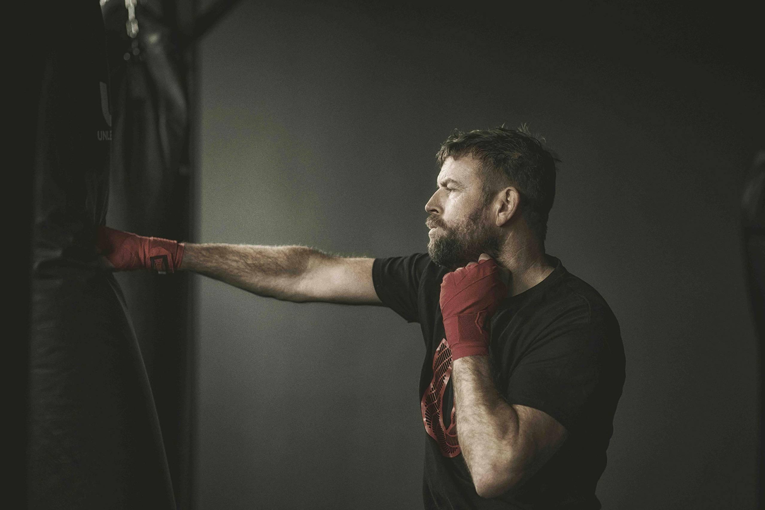 Personal training mannen zeger hoorn